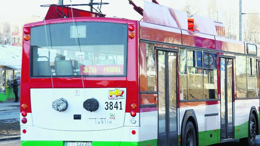 Mieszkańcy Czubów chcą, by znowu zostały uruchomione linie trolejbusowe 154 i 157
