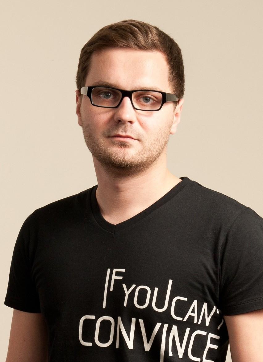 Michał Wypychowski z agencji marketingowej Sales Link