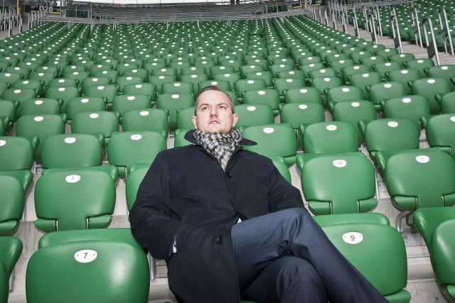 Robert Pietryszyn, szef spółki Wrocław 2012 ma coraz mniej pracowników