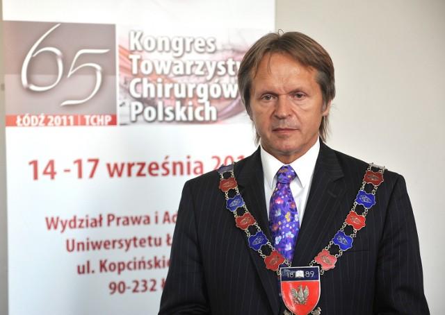Organizatorem Kongresu jest prof. Adam Dziki.