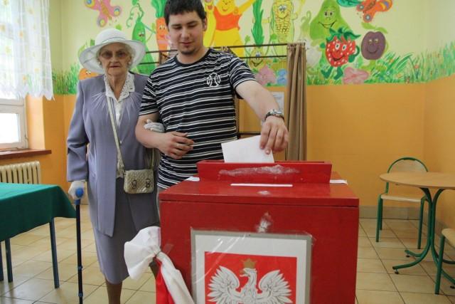 W powiecie chojnickim do urn poszło ponad 55 proc. wyborców