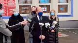 Chęciński i Budka w Sosnowcu: Przestańcie centralizować państwo! Rząd system szczepień zamienił w centralne planowanie