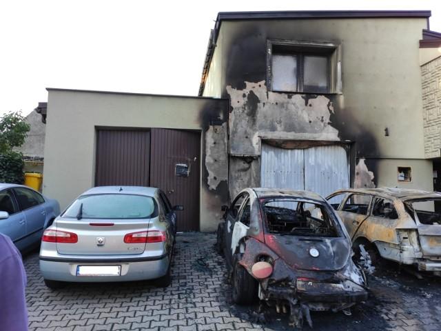 Podpalenie miało miejsce w nocy z 22 na 23 czerwca w Gubinie.