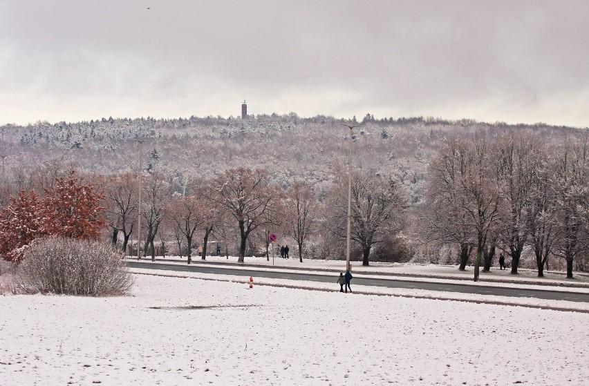 Góra Chełmska ...kosmetycznie przypudrowana ... ;-)