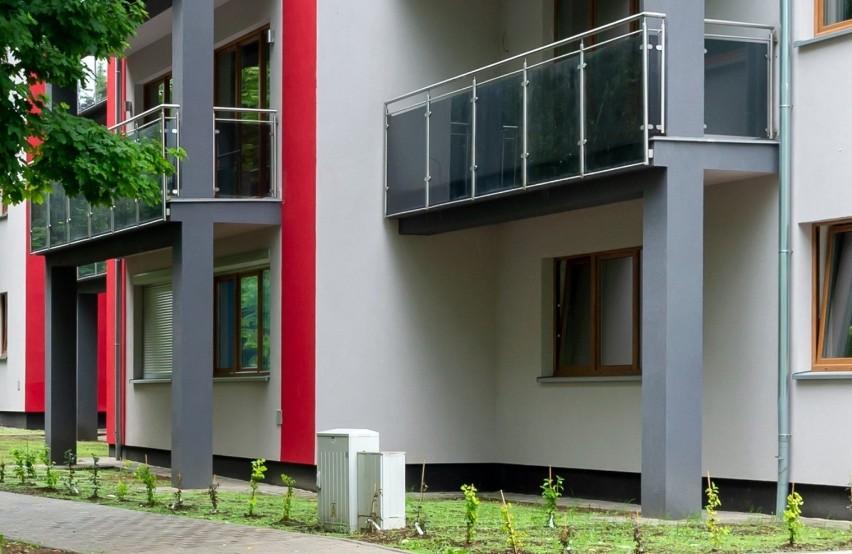 W Bytomiu-Miechowicach oddano do użytku nowe mieszkania....