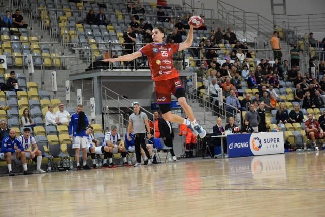 Gwardia Opole - Handball Stal Mielec 25:17 (10:5)