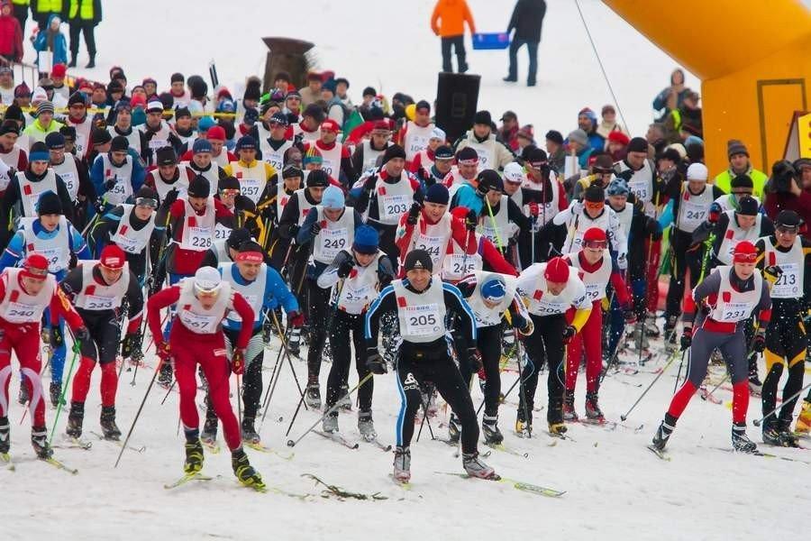 Weng i Kvaale wygrali pierwszy bieg zawodów