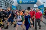 Wałbrzych: Tylko dla twardzieli. Ponad 700 zawodników na starcie marszu górskiego Potrójna Korona Wałbrzyska 2021(ZDJĘCIA)