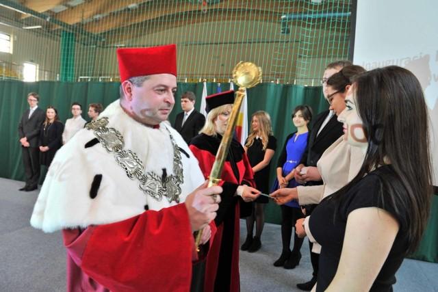 Dr hab. Mariusz Cygnar  ponownie został wybrany rektorem PWSZ w Nowym Sączu