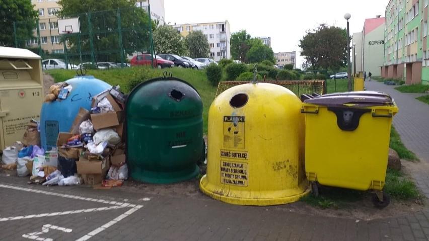 Tak wyglądają różne miejsca w Chełmnie, a zdjęcia...