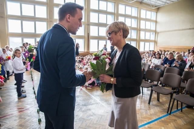 Dzień Nauczyciela 2015- gmina Władysławowo