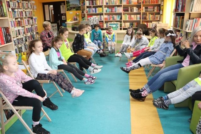 Wagary w Gminnej Bibliotece Publicznej w Blizanowie