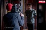 """Plan filmowy serialu """"Główne Kwatery Hitlera"""" w Pałacu Jedlinka [ZDJĘCIA Z PLANU]"""