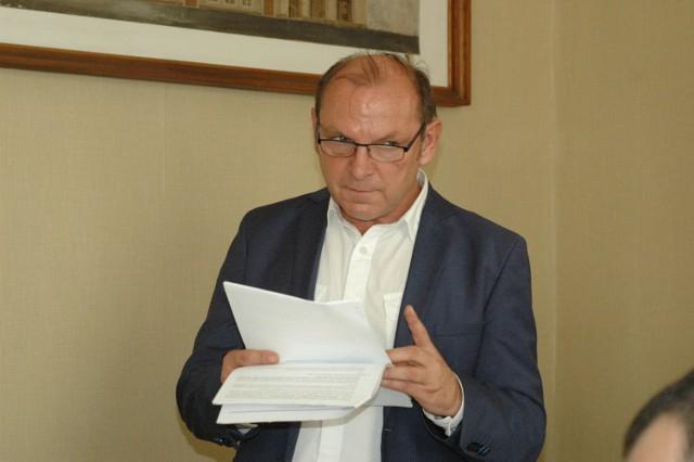 Prezydent zawiadamia o pobiciu Krzysztofa Gałki prokuraturę