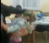 Pijany sołtys bije żonę! Nagranie trafiło do sieci [TYLKO DLA DOROSŁYCH 18+]