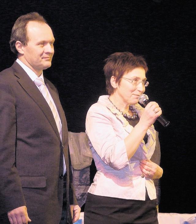 Dyrektor Kwiatkowska po odnowieniu wnętrz zmienia też stronę www