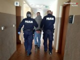 Jak w filmie kryminalnym, ale to było w rzeczywistości: policyjny pościg za uciekającym kierowcą w powiecie myszkowskim