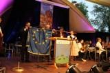 Flaga Europy dla Wisły