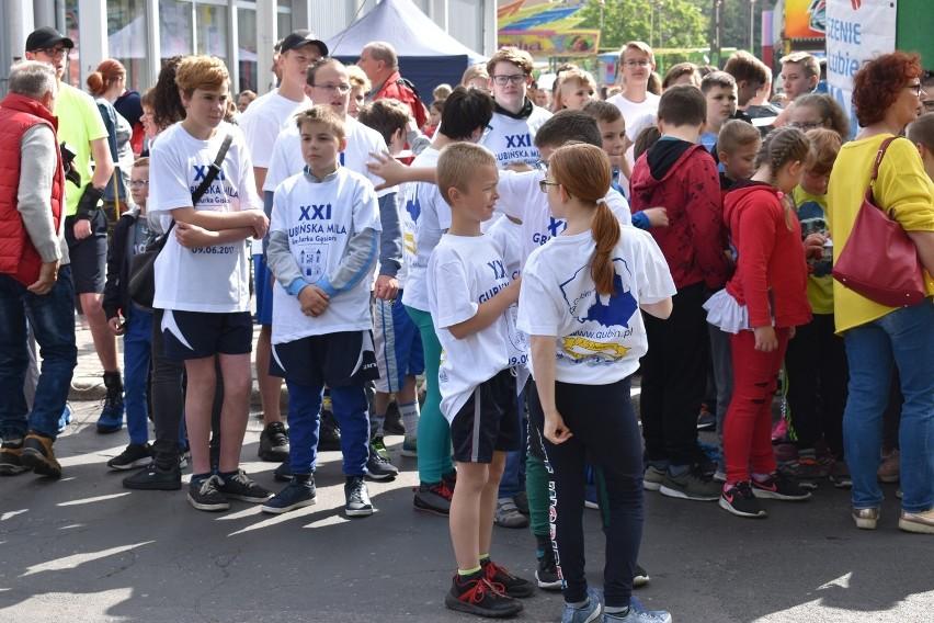 Gubińska Mila 2019 na otwarcie Wiosny nad Nysą w Gubinie