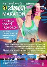 Maraton Zumby w sobotę w Spartanie