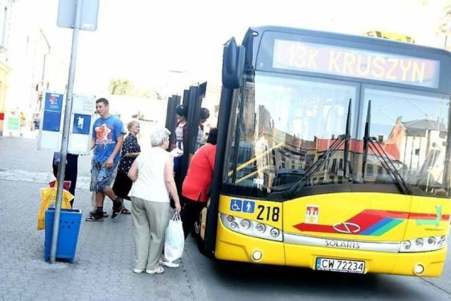Konsultacje dotyczące transportu zbiorowego we Włocławku trwają do 21 maja 2021 roku