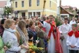 Tak w ubiegłym roku obchodziliśmy Niedzielę Palmową w parafii NMP Niepokalanie Poczętej w Wolsztynie