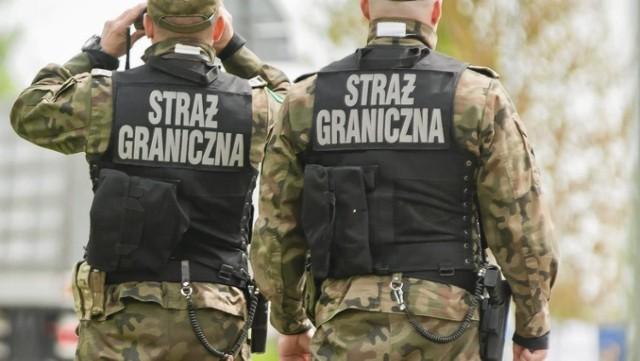 Dziesięcioro Afgańczyków ponad dobę błąkało się po polsko-ukraińskiej granicy. Nie znali terenu, polegali na nawigacji w telefonie.