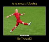 Polska - Ukraina. Internauci dopingują naszych[MEMY]