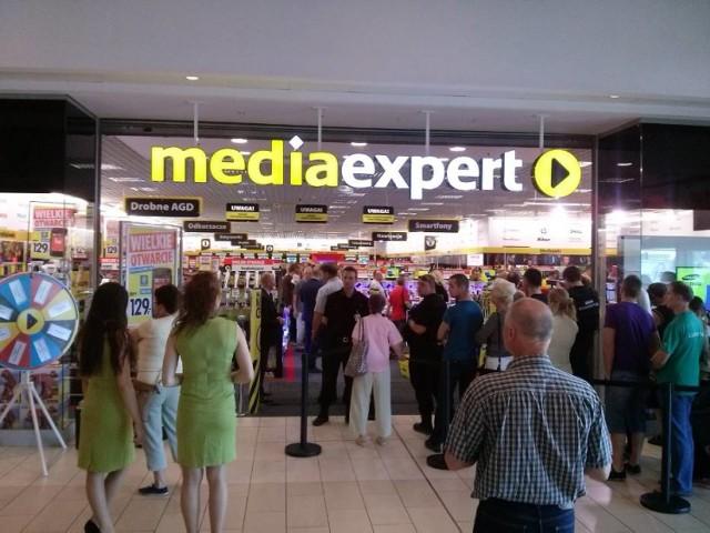 Media Expert Śrem: otwarcie już w połowie roku