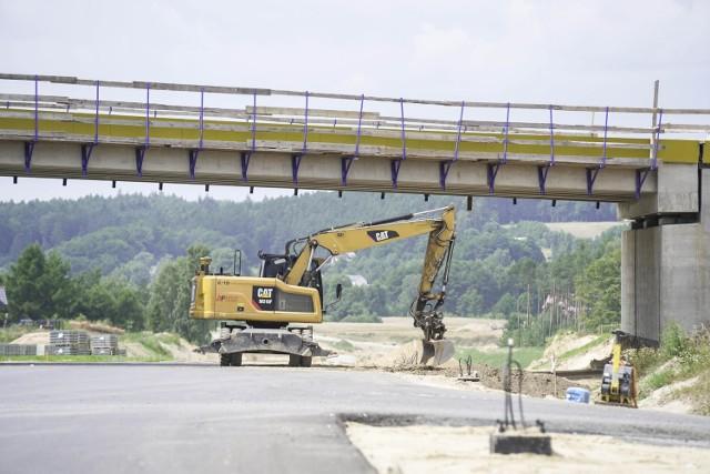 Budowa Trasy Kaszubskiej