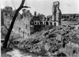 Tak wyglądał zniszczony po wojnie Fort Winiary. Zobacz zdjęcia Cytadeli z lat 1945-1946