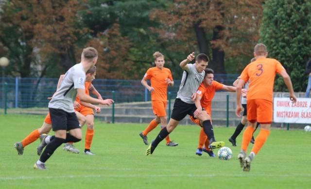 Gwarej Zabrze zremisował 0:0 z Escolą Varsovia Warszawa w meczu 9. kolejki Centralnej Ligi Juniorów U-18.