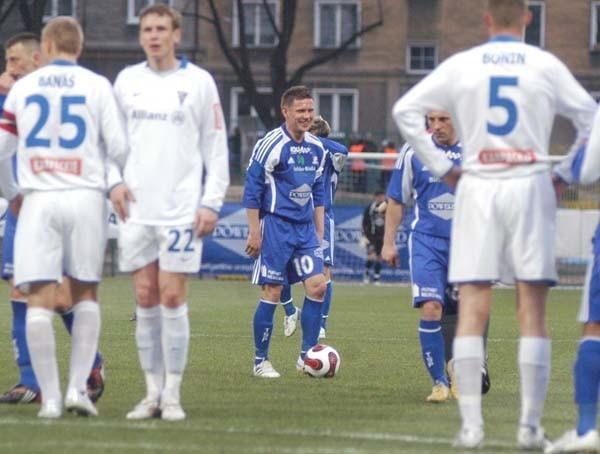Dariusz Kołodziej ma już na koncie siedem goli w tym sezonie