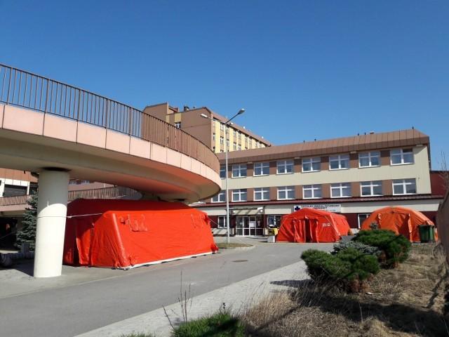 Szpital Wojewódzki w Bielsku-Białej przyjmuje pacjentów z całego Podbeskidzia