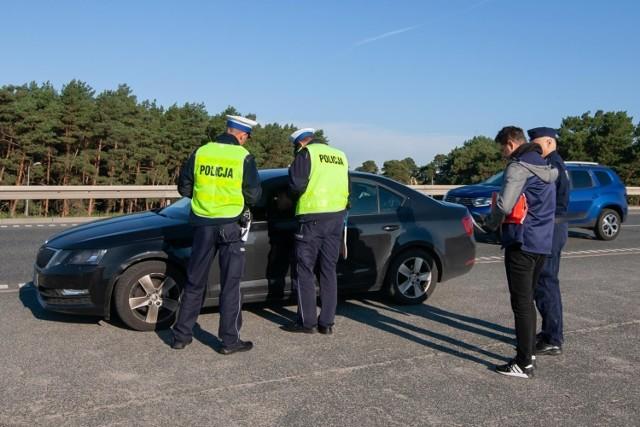 Akcja Road Safety Days - ul. Wyszyńskiego w Bydgoszczy