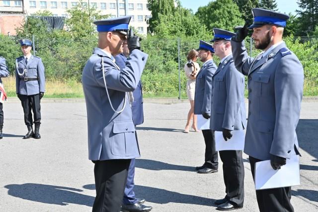 Święto policji 2021 w Olkuszu