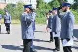 Policjanci z Olkusza obchodzili swoje święto. 55 funkcjonariuszy zostało nominowanych na wyższe stopnie [ZDJĘCIA]