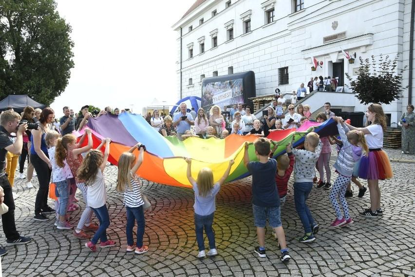 W niedzielę w Sandomierzu miał miejsce festyn na powitanie...