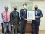 Sosnowieckie Wodociągi z certyfikatem Green Manufacturer. To pierwszy taki certyfikat w Polsce