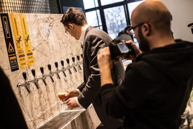 Oficjalne otwarcie Browaru Stu Mostów i premiera trzech wrocławskich piw rzemieślniczych.