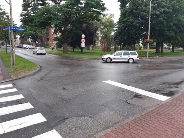 Czy w centrum Goleniowa powstanie nowe rondo?