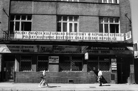 75 proc. Polaków w Czechach mieszka na Zaolziu. Tutaj też działa większość polskich organizacji. ZDJĘCIE: WOJCIECH TRZCIONKA