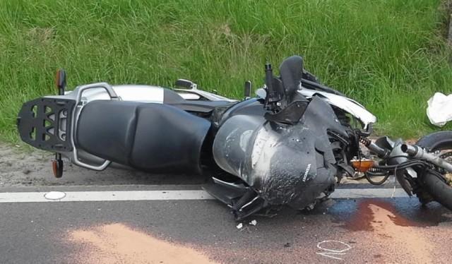 Policja ustala przyczyny wypadku