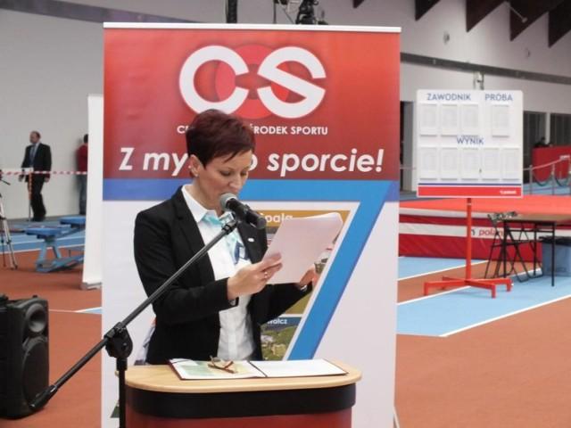 Barbara Klatka, dyr. OPO w Spale, kandydatką PO na senatora