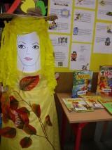 """""""Jesień w bibliotece"""" - wystawa literatury dla dzieci i młodzieży [ZDJĘCIA]"""