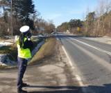 Policjanci w Łasku mają laserowy miernik prędkości ZDJĘCIA