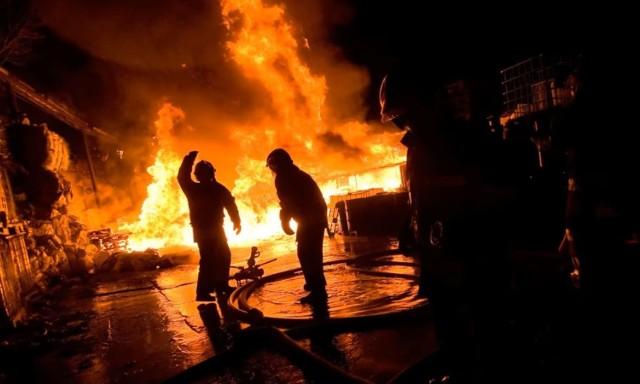 W całym kraju w ubiegłym roku strażacy gasili pożary około dwieście tysięcy razy. Wszystkich interwencji było prawie pół miliona