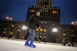 Zimowy Plac Defilad 2015. W centrum miasta zagramy w curling!