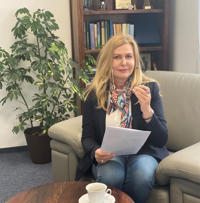 Elżbieta Łukacijewska zaapelowała do burmistrza Sanoka w sprawie zmiany granic miasta.