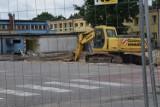 Trwa remont hali sportowej w Wągrowcu. Do kiedy inwestycja zostanie ukończona?